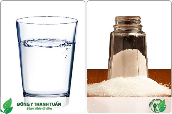Cách trị nhức răng nhanh nhất bằng nước muối