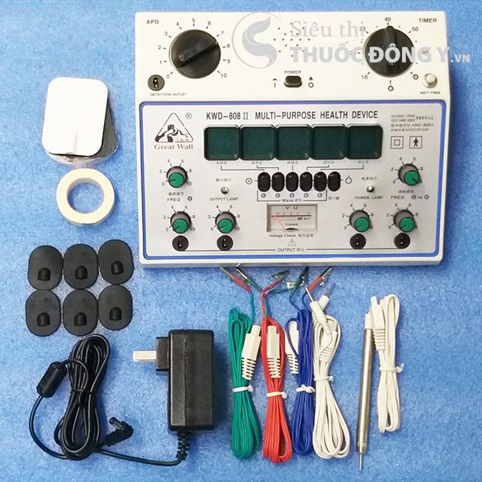Máy điện châm 4 giắc KWD - 808 II